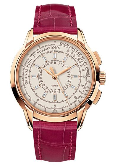 Patek Philippe 175th Anniversary Collection Multi-Scale Chronogr